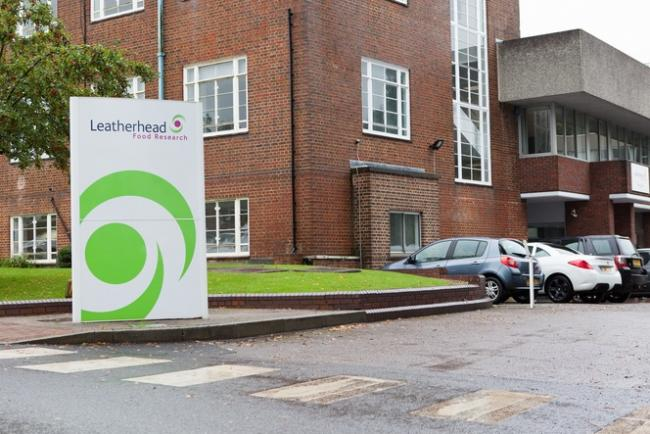 The Leatherhead Food Research headquarters outside epsom, UK.   courtesy: epsom guardian
