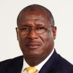 St. Lucia Minister responsible for Labor Honorable Stephenson King Courtesy: St. Lucia News Online