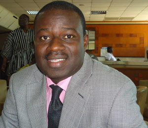 MP Frank Annoh-Dompreh. Courtesy: Ghana News Agency