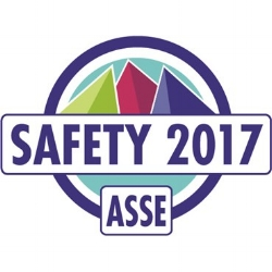 The logo of the ASSE's Safety 2017 conference in Denver, Colorado.  Courtesy: ASSE