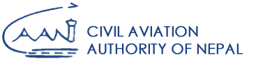 Logo of the Civil Aviation Authority of Nepal.  Courtesy: Artha ko Artha