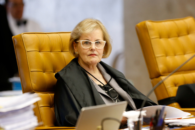 Minister Rosa Weber, member of Brazil's Supreme Federal Court. Courtesy: Pedro Ladeira / folhapress