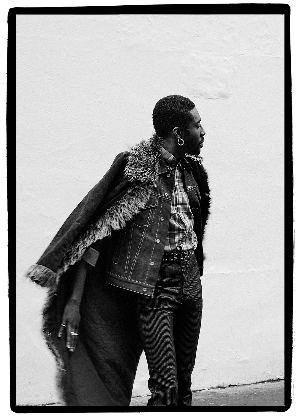 Larry B, Brutus SS16 for Accent Magazine.