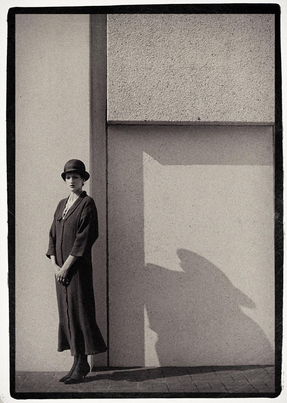 Stephanie, Kensington 1985.