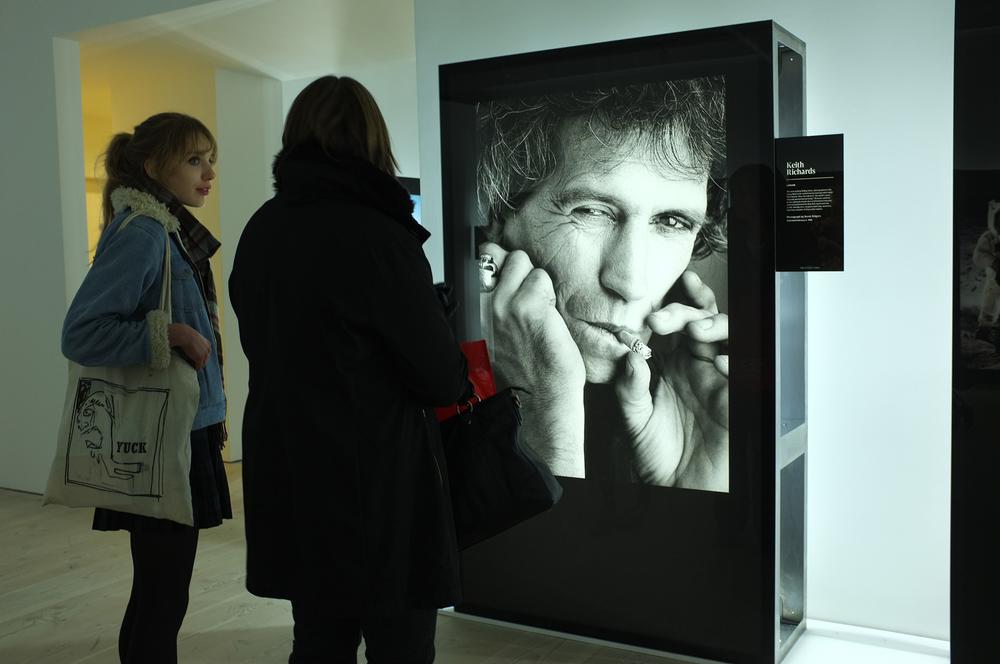 Saatchi Gallery, 2014