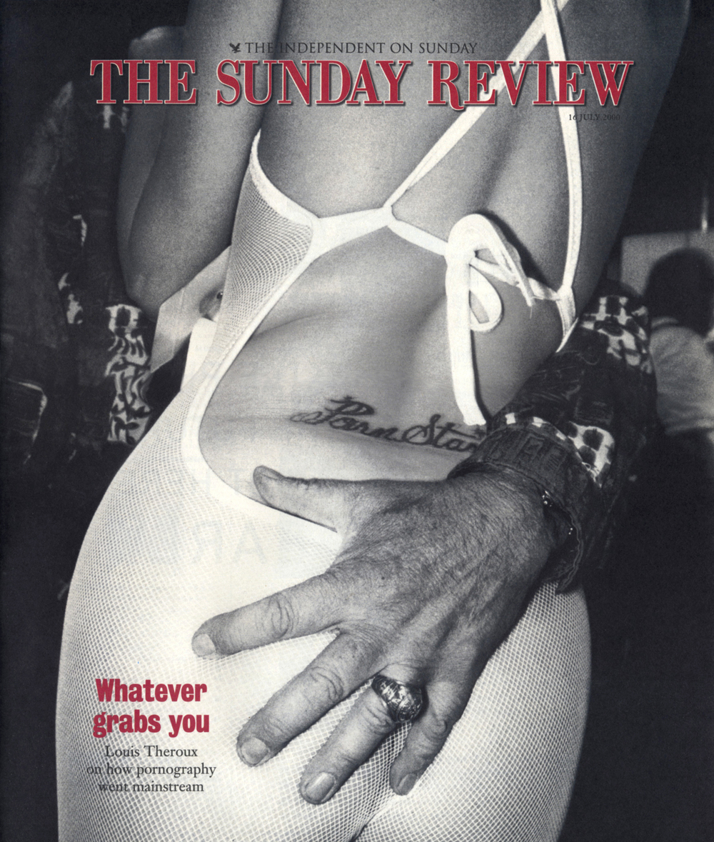 Independent on Sunday, 2000