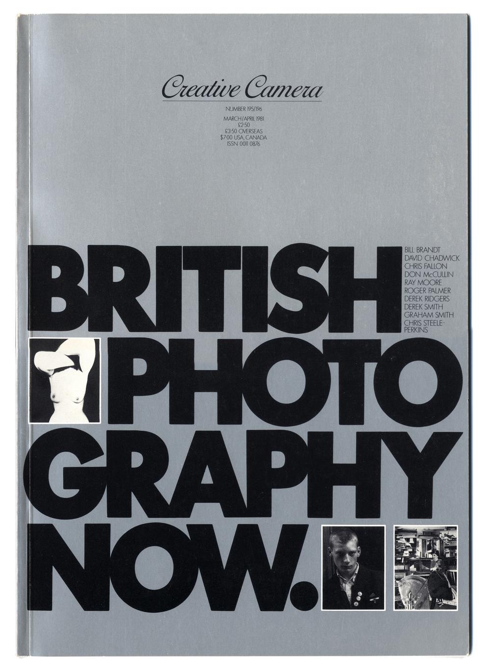 Creative Camera, 1982