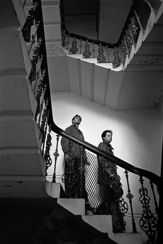 Cabaret Voltaire, Sheffield 1984.
