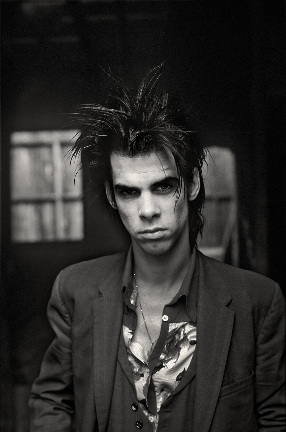 Nick Cave, Southwark 1984.