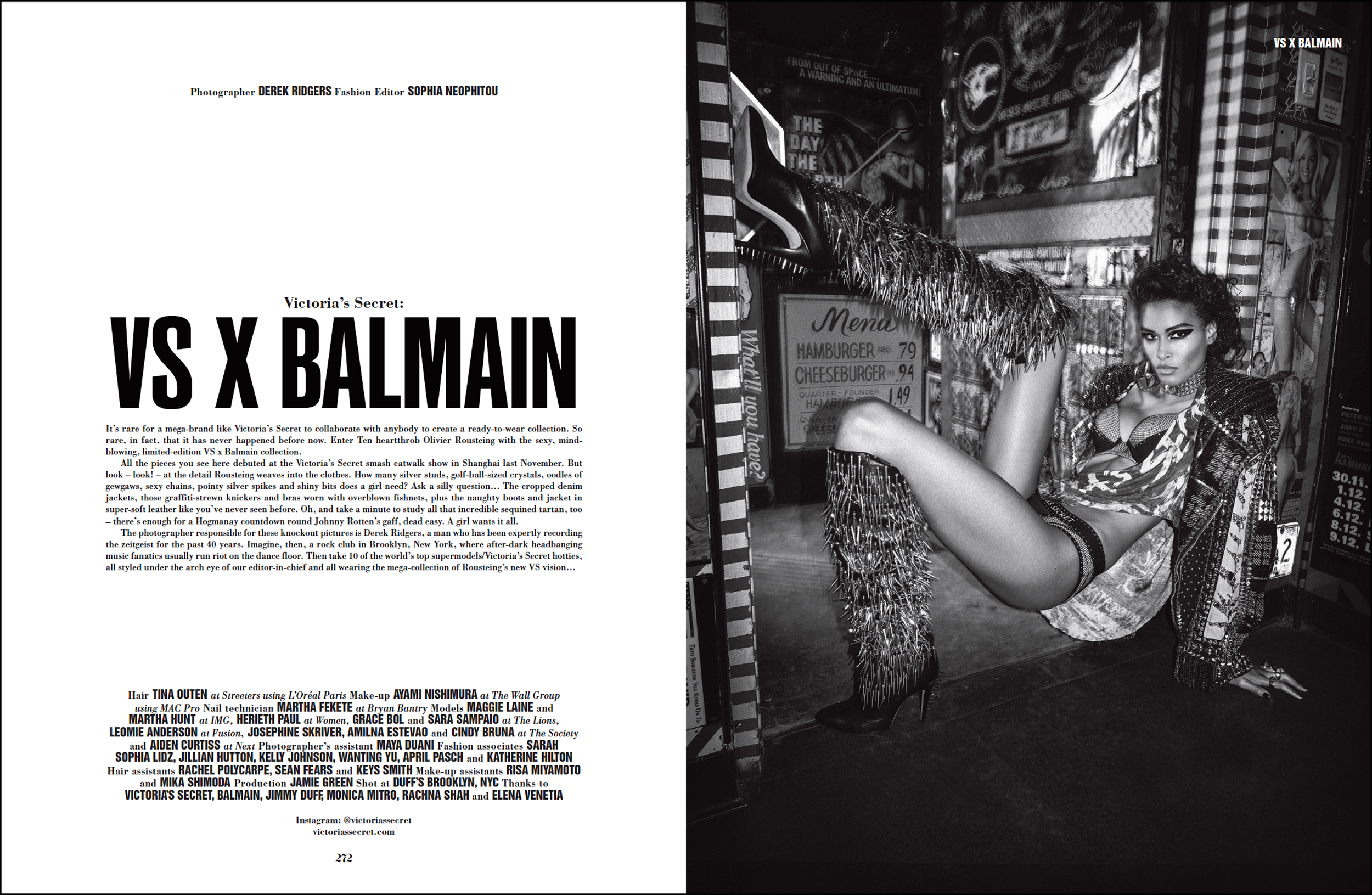 e39dcd31 Cindy Bruna for 10 Magazine.