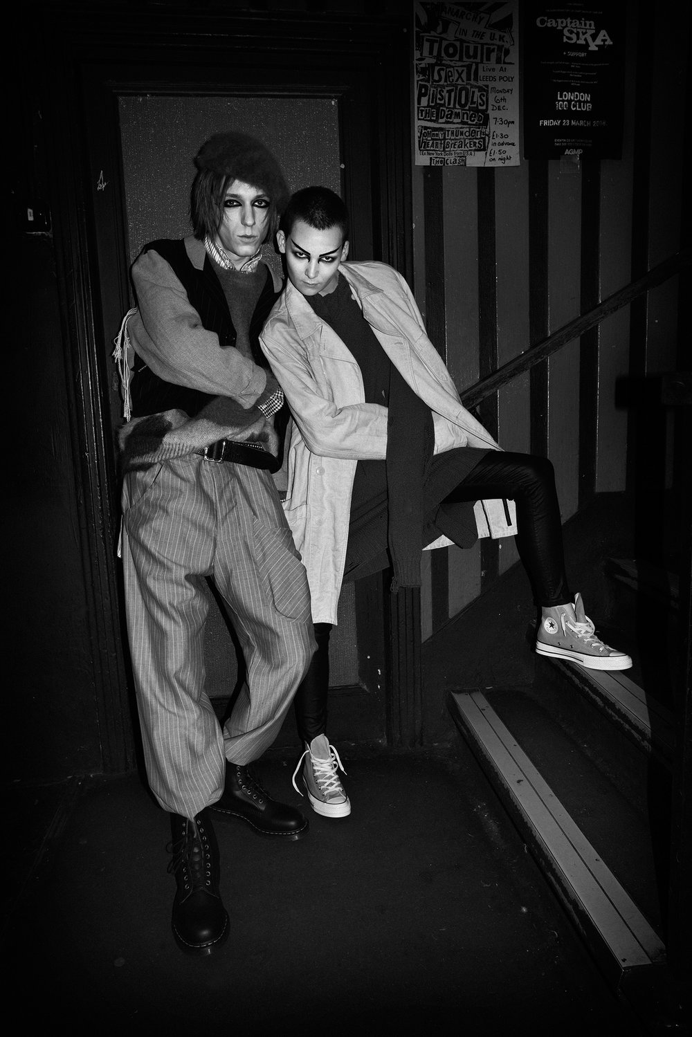 Mattias Pardini and Lawrie Leigh Painter for Foxes magazine.