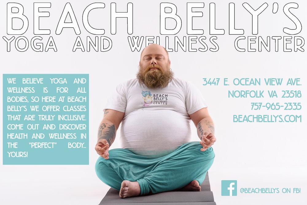 Beach Bellys Yoga Wellness Center