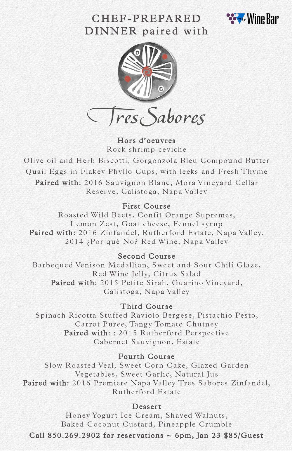 Premiere Napa Valley_Tres Sabores Dinner Menu AD.jpg