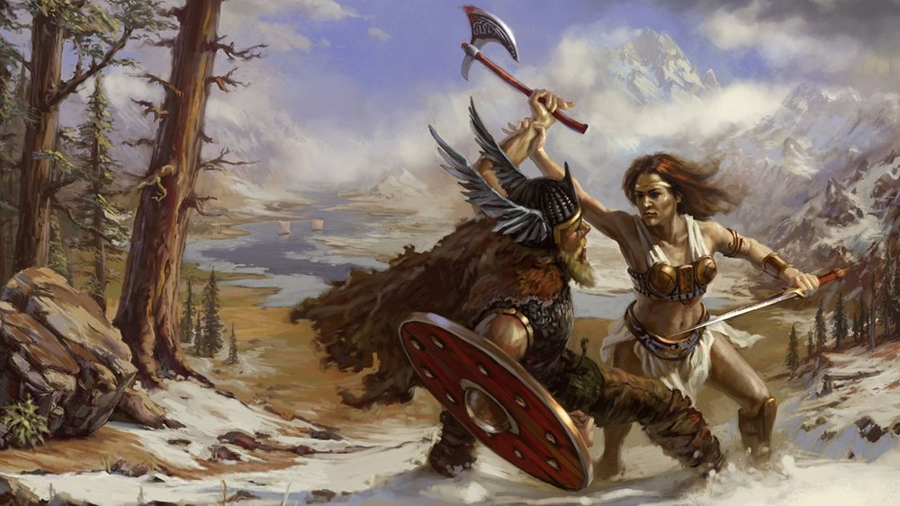 viking-axe-helmet-shield-girl-warrior-fury-battle-nature.jpg