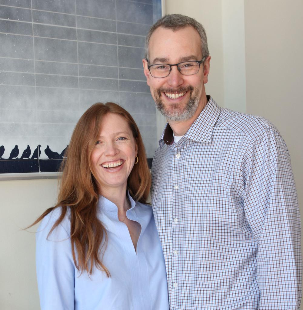 Aron & Sarah Cromwell