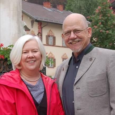 Steve and Robin Henderson