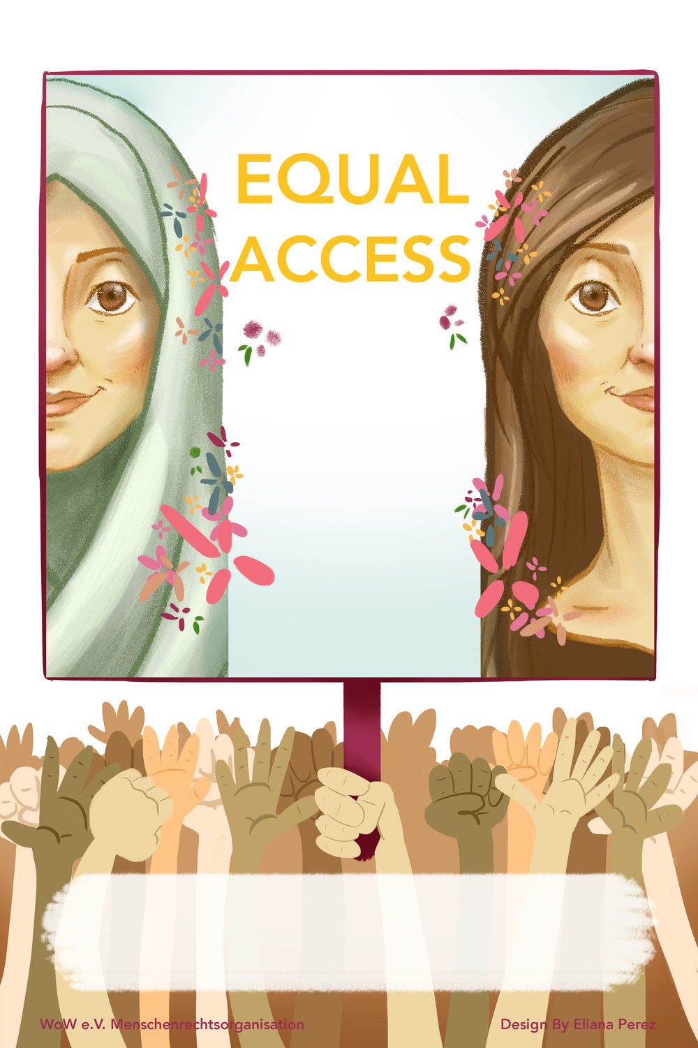 Equal Access Poster