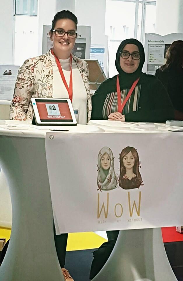 WoW @ Baden-Württemberg Diversity Kongress 2016