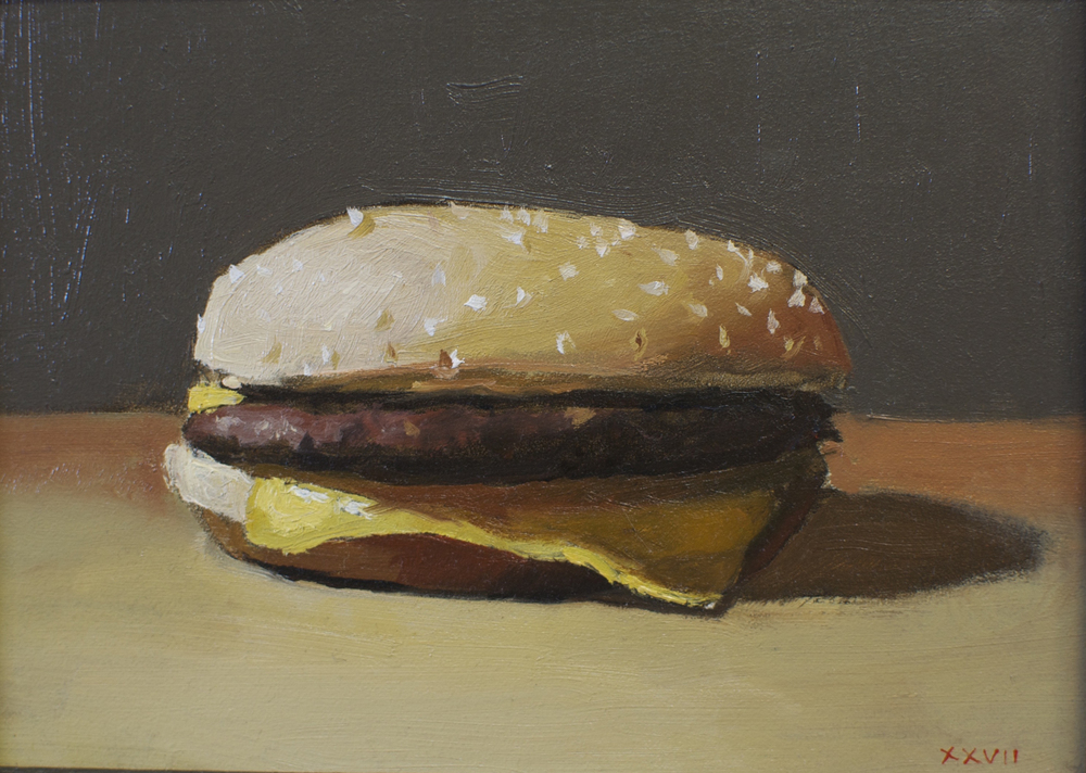"Quarter Pounder with Cheese 1 (5"" x 7"")"