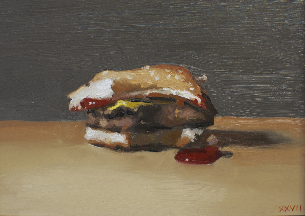 "Quarter Pounder with Cheese 3 (5"" x 7"")"