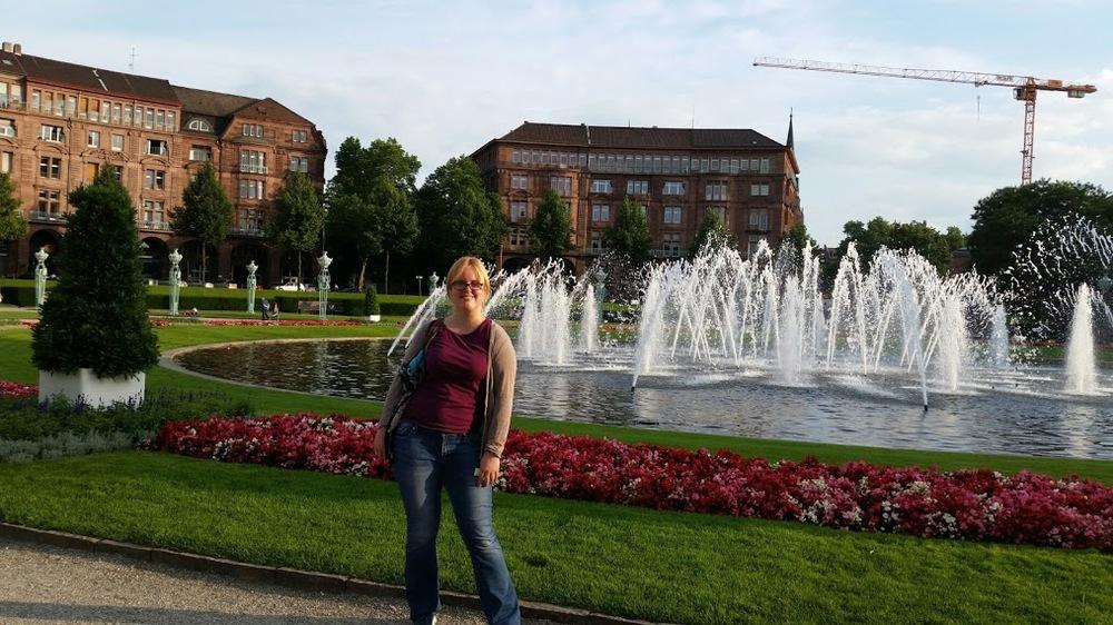 Ich bin in Deutschland!