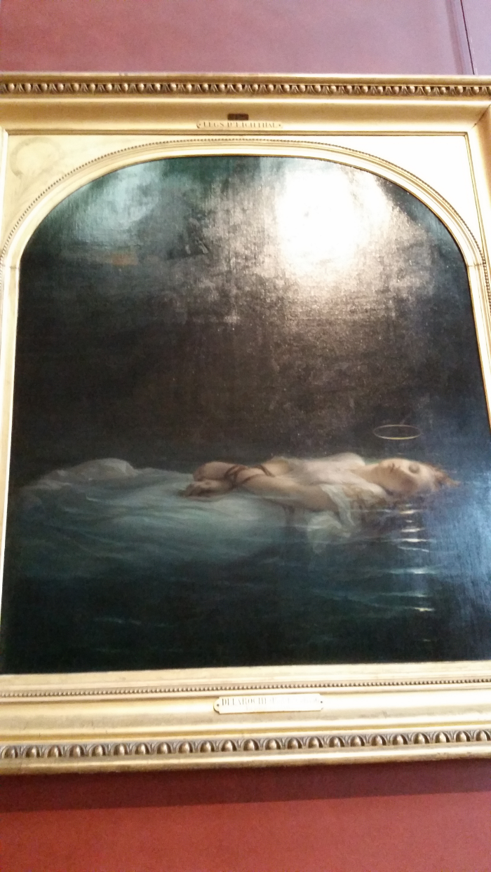 The Young Martyr by Paul Delaroche