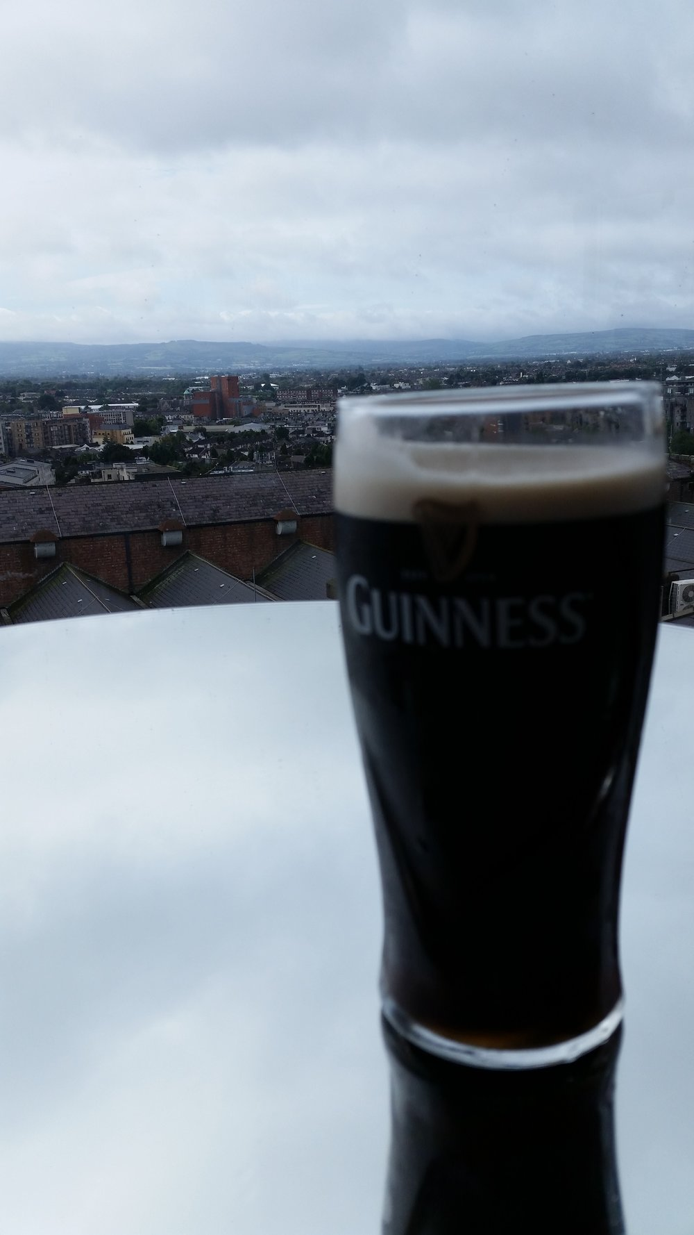 If you go to Dublin and don't get to Guinness, did you really go to Dublin?