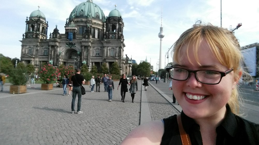 Berliner Dom and that TV tower.