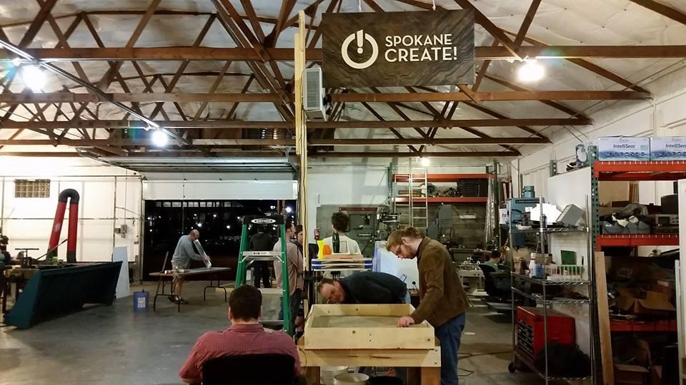 Spokane Create