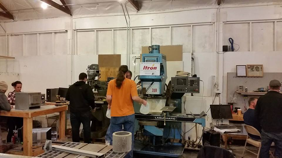 CNC Machine Spokane Create