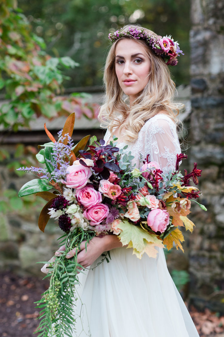 Texture Florals -
