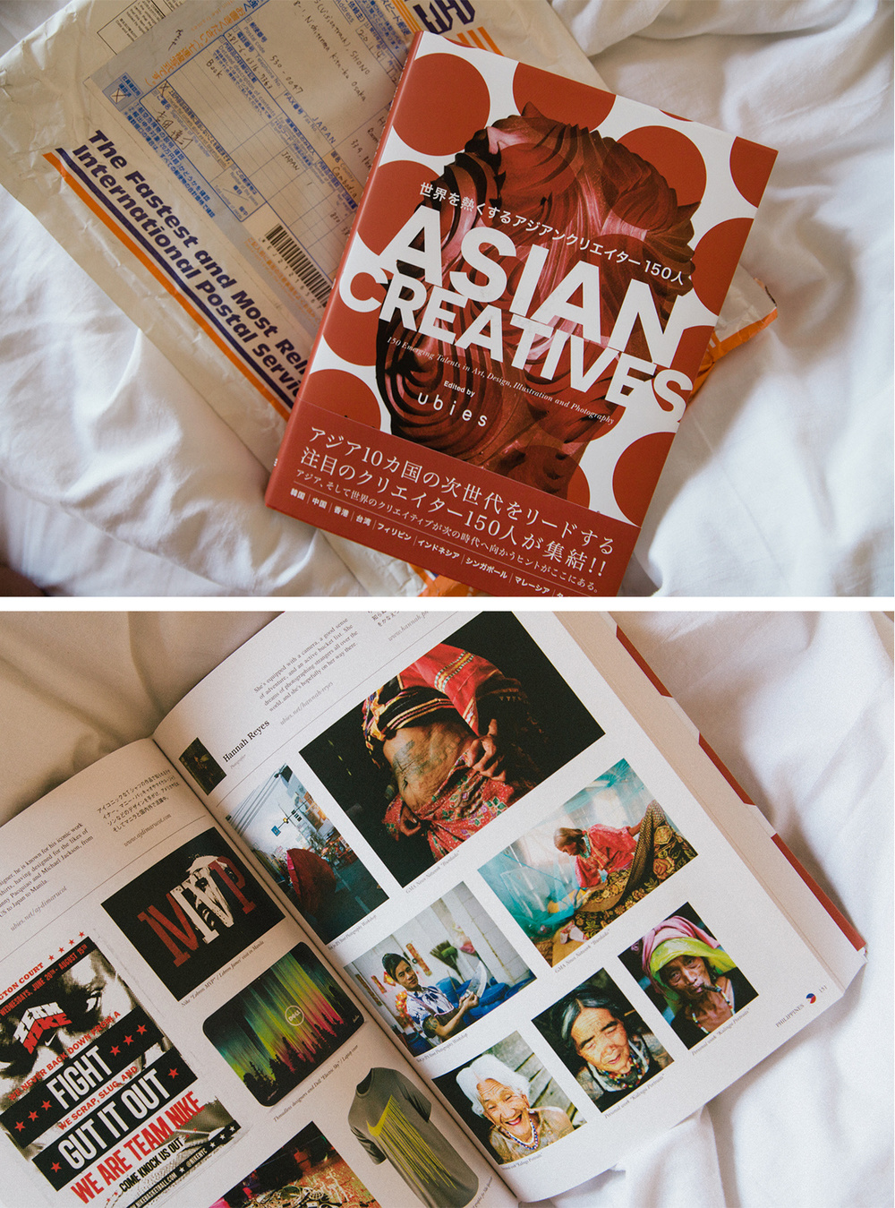 Ubies Japan Asian Creatives Book