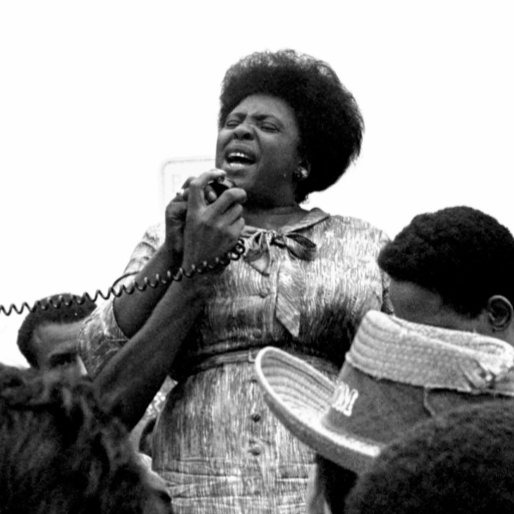 1962 - Fannie Lou Hamer of Ruleville, MS attempts to register to vote. Turned down by racist voting registration requirements, she returns home to find that she has been kicked off her property by her white landowner. Leaving, Ms. Hamer quickly becomes a leading Civil Rights Activist in the Mississippi Delta, running voter registration drives for African-Americans, and forming the Mississippi Freedom Democratic Party.