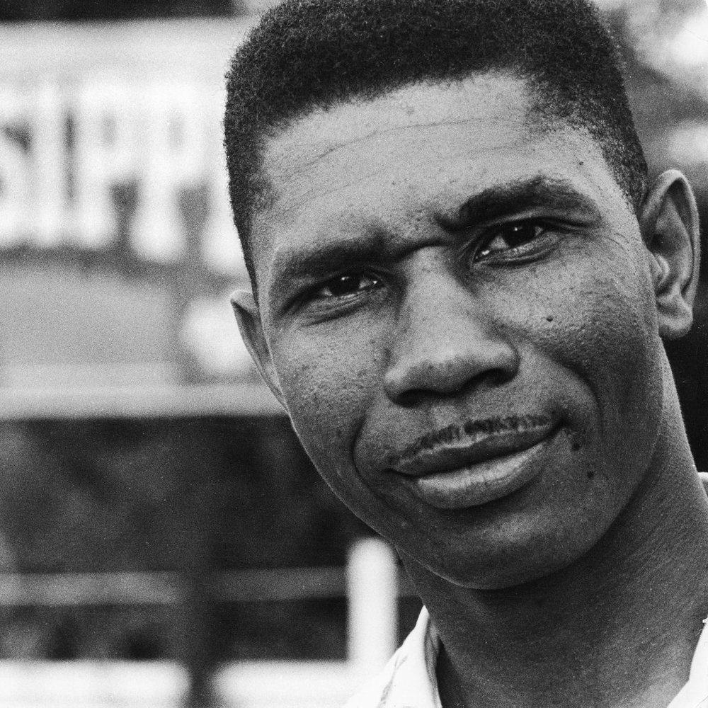 June, 1963 - Medgar Evers, Civil Rights advocate, is murdered at his home in Jackson, MS.