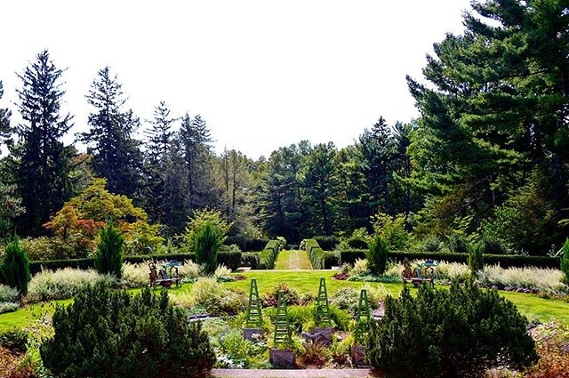 Another shot from my trip to Greenwood Gardens last weekend. #greenwoodgardensnj #njgarden #shorthills #greenwoodgardens #saturdayexcursion #notahike #stillinbloom #unplugged #nocell #respite #bucolic #tranquilplace #greenlandscape #manicuredgarden #beautifulgardens #largegardens #peacefulplaces #peacefulplace