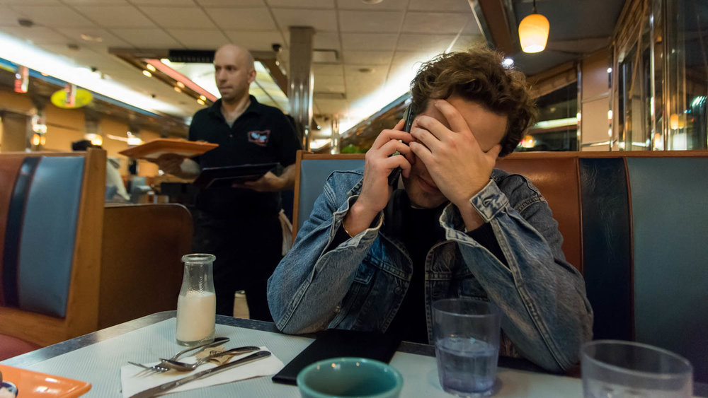 Kellogg's Diner 1:32am