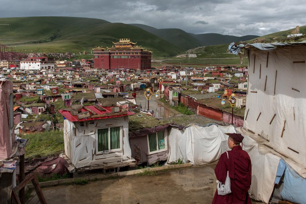 The women's quarters of YaQingSi, China