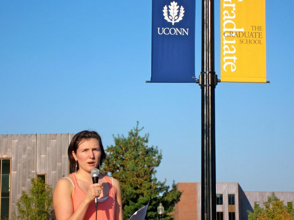SlutWalk UConn 2012 Keynote Address