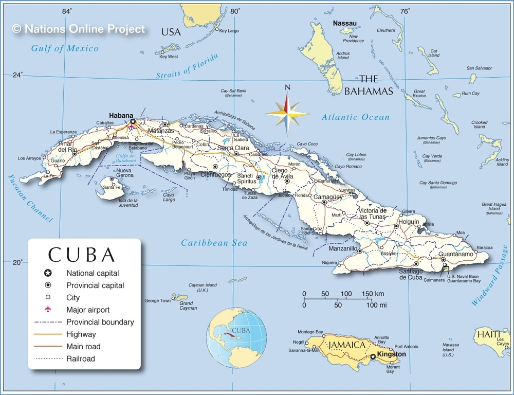 Cuba To Florida Map.Did Usda Map Fmd Applicants Predict In June What Is Likely In