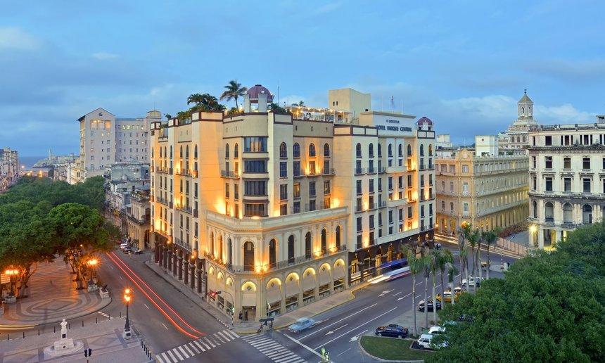 Hotel Parque Central in Havana