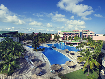Playa de Oro Hotel in Varadero, Republic of Cuba