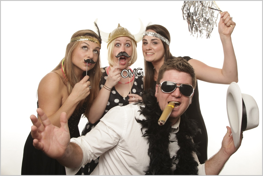 fun photo booth ideas