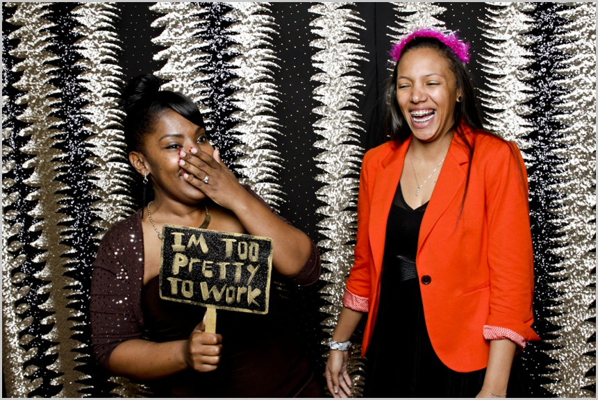 corporate event photo booths