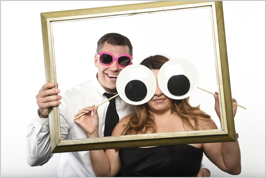 phoenix wedding photo booths