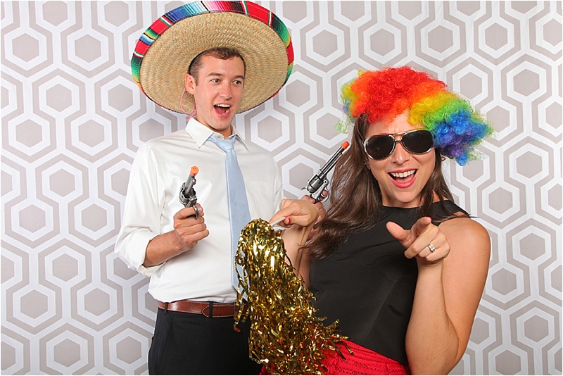 Wedding Photobooth at Desert Mountain