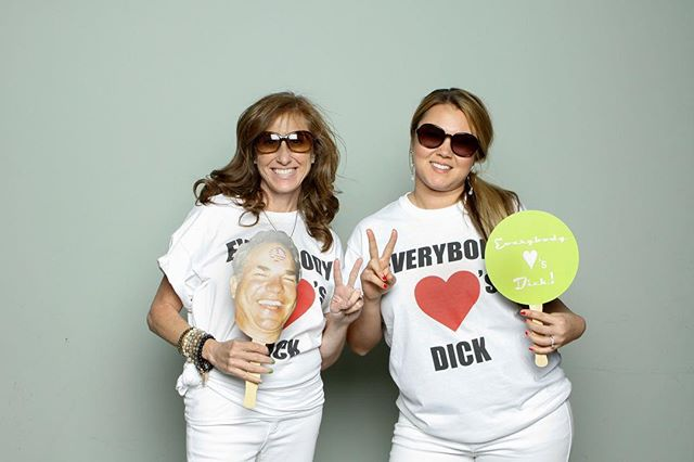 """""""Dick Does 60"""" Great roof top birthday party @hotelvalleyho @impacteventsaz #photobooth #photoboothwedding #photoboothprops #customprops #portable #elegant #laugh #propmaster #backdrop #creativeliving #partyfavors #weddingideas #quality #amazing #4x6 #bestphoto #openairphotobooth #strikeapose #afterparty #partyideas"""