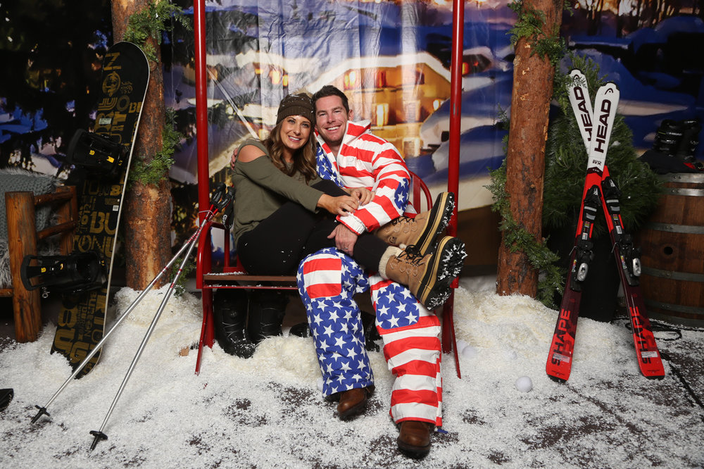 Phoenix Open Golf Tournament Photo Booth