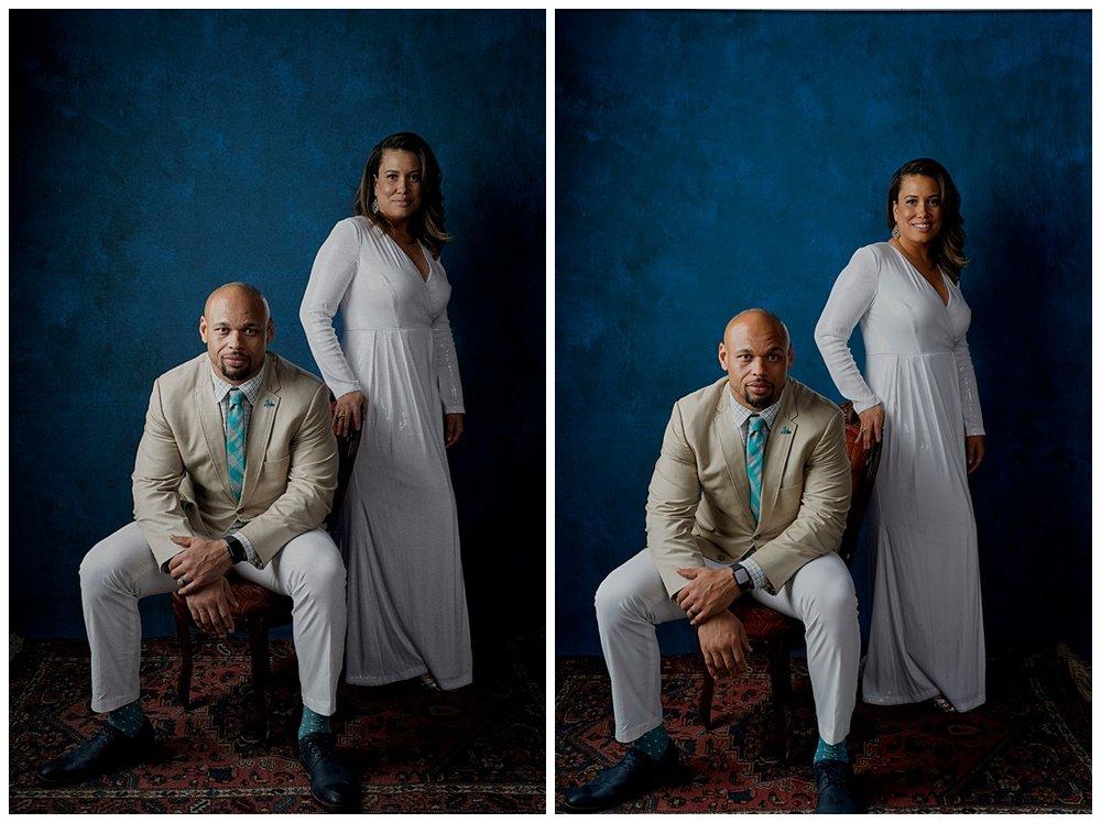Formal Magazine Style Portraits - think Vanity Fair!