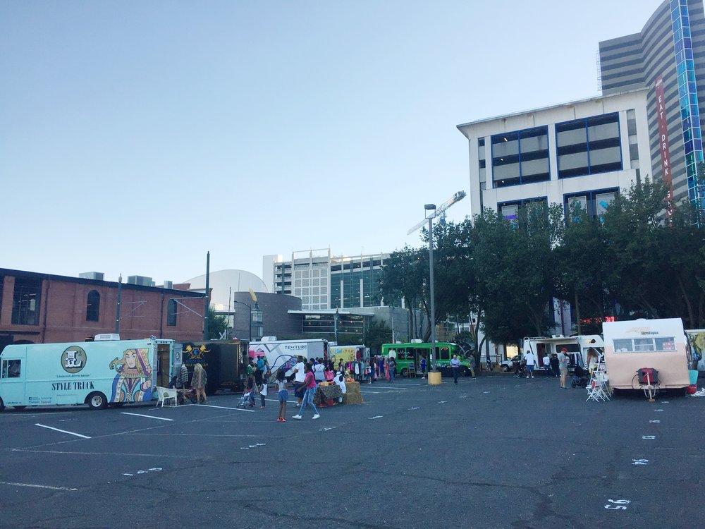Fashion Truck Rally | Uptown