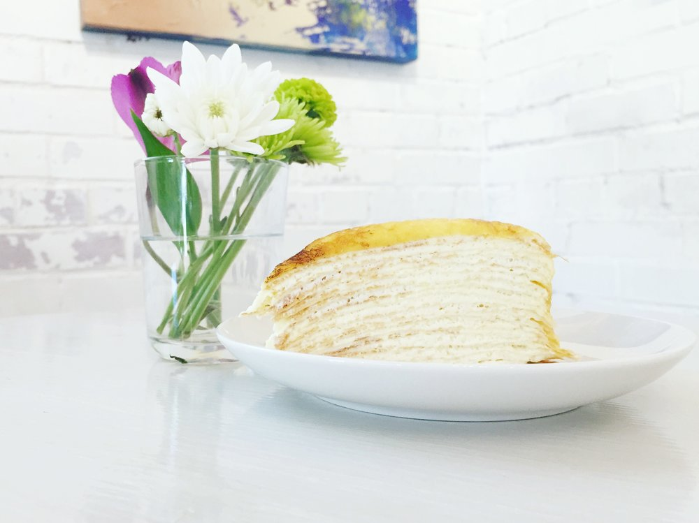 Lady M Crepe Cake | The Gallery